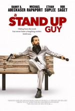 A Stand Up Guy (2016) afişi
