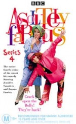 Absolutely Fabulous Season 4 (2001) afişi