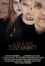 Adam's Testament (2016) afişi