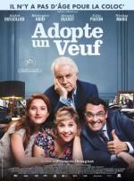 Adopte Un Veuf (2016) afişi