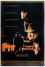 Affedilmeyen (1992) afişi