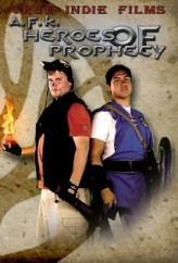 AFK: Heroes of Prophecy (2012) afişi