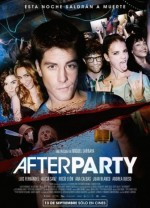 Afterparty (2013) afişi