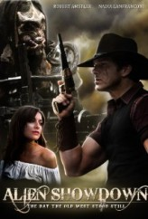 Alien Showdown: The Day the Old West Stood Still (2013) afişi
