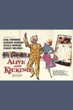 Alive and Kicking (1959) afişi
