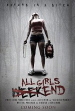 All Girls Weekend (2016) afişi