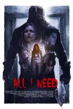All I Need (2016) afişi
