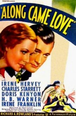 Along Came Love (1936) afişi
