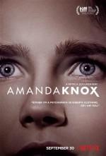 Amanda Knox (2016) afişi