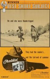 Amblin (1968) afişi