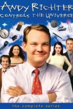 Andy Richter Controls the Universe Sezon 1 (2002) afişi