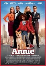 Annie (2014) afişi