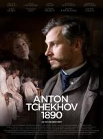 Anton Tchékhov 1890 (2015) afişi