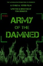 Army of the Damned (2013) afişi