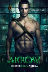 Arrow Sezon 1 (2012) afişi