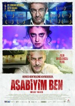 Asabiyim Ben (2014) afişi