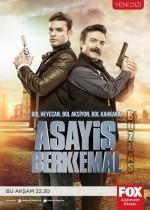 Asayiş BerkKemal (2014) afişi