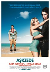 Aşkzede (2008) afişi