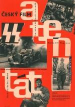 Atentát (1965) afişi