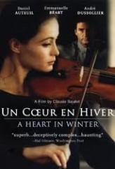 Ayazda Bir Yürek (1992) afişi