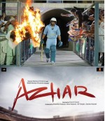 Azhar (2016) afişi