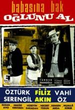 Babasına Bak Oğluna Al (1965) afişi