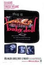 Baby Doll (1956) afişi