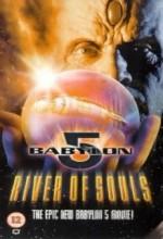 Babylon 5: The River of Souls (1998) afişi