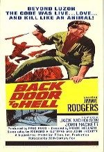Back Door To Hell (1964) afişi