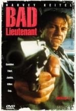 Bad Lieutenant (1992) afişi