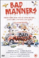 Bad Manners (1997) afişi