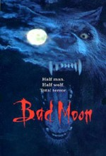 Bad Moon (1996) afişi