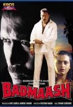 Badmaash (1998) afişi