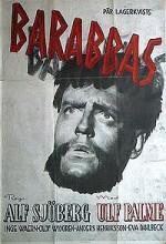 Barabbas (ı) (1953) afişi