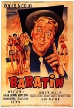 Baratin (1956) afişi