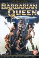 Barbarian Queen (1985) afişi