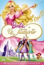 Barbie Ve üç Silahşörler (2009) afişi