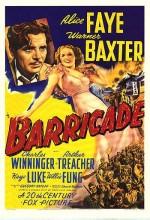 Barricade (|) (1950) afişi