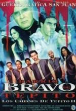 Barrio Bravo De Tepito (2001) afişi