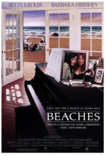 Beaches (1988) afişi