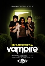 Bebek Bakıcım Bir Vampir (2010) afişi