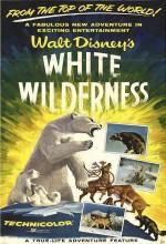 Beyaz çöl (1958) afişi