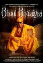 Bhool Bhulaiyaa (2007) afişi