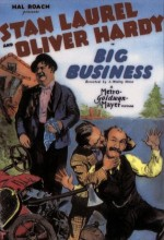 Big Business (ı) (1929) afişi