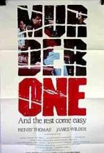 Bir Cinayet (1988) afişi