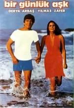 Bir Günlük Aşk (1986) afişi