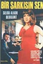 Bir Şarkısın Sen (1969) afişi
