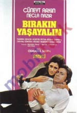 Bırakın Yaşayalım (1974) afişi