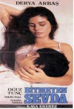 Bitmeyen Sevda (1986) afişi