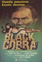 Black Cobra (1979) afişi